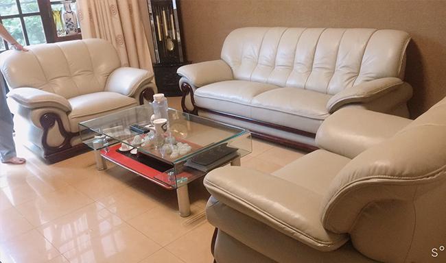 xưởng đóng sofa